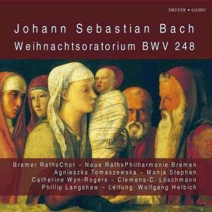 J.S. Bach - Weihnachtsoratorium, BWV 248