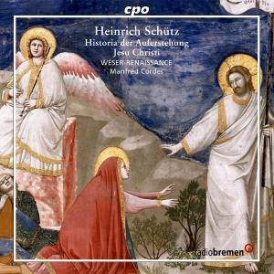 Heinrich Schütz - Historia der Auferstehung Jesu Christi